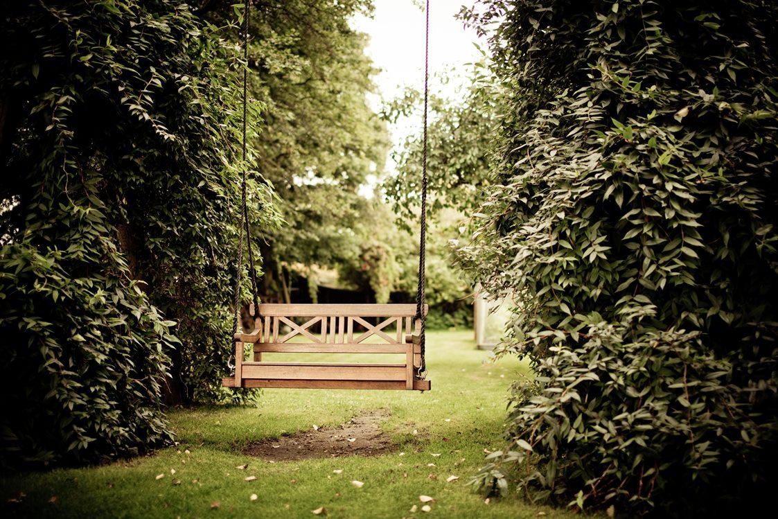 mejorar el aspecto exterior jardin